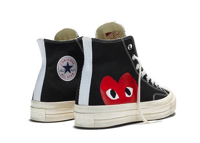 Comme des Garçons PLAY x Converse | The Good Rogue