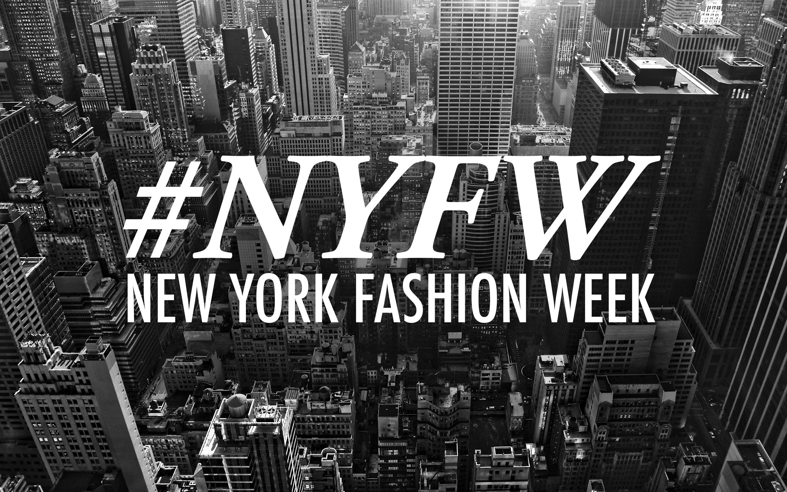 New York Fashion week it is!