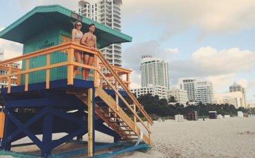 I am in Miami, Bitch!
