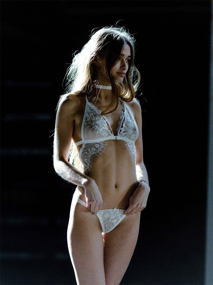 Tisja Damen lingerie | The Good Rogue