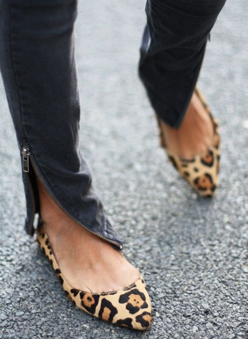 Leopard Prints Are Always A Good Idea