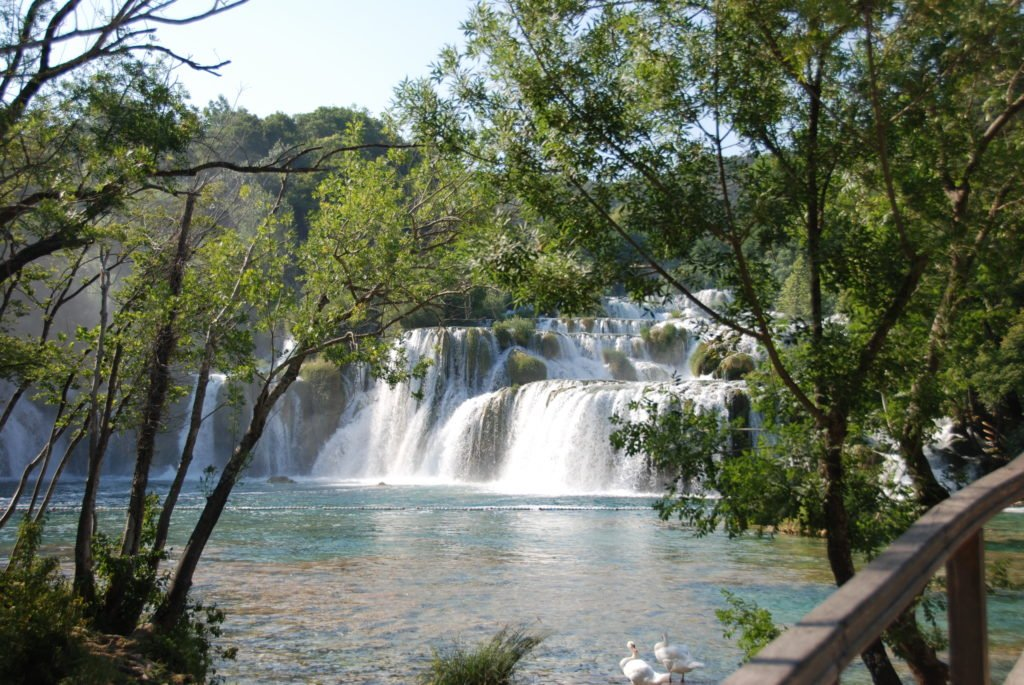 Krka waterfalls - Croatia - The Good Rogue