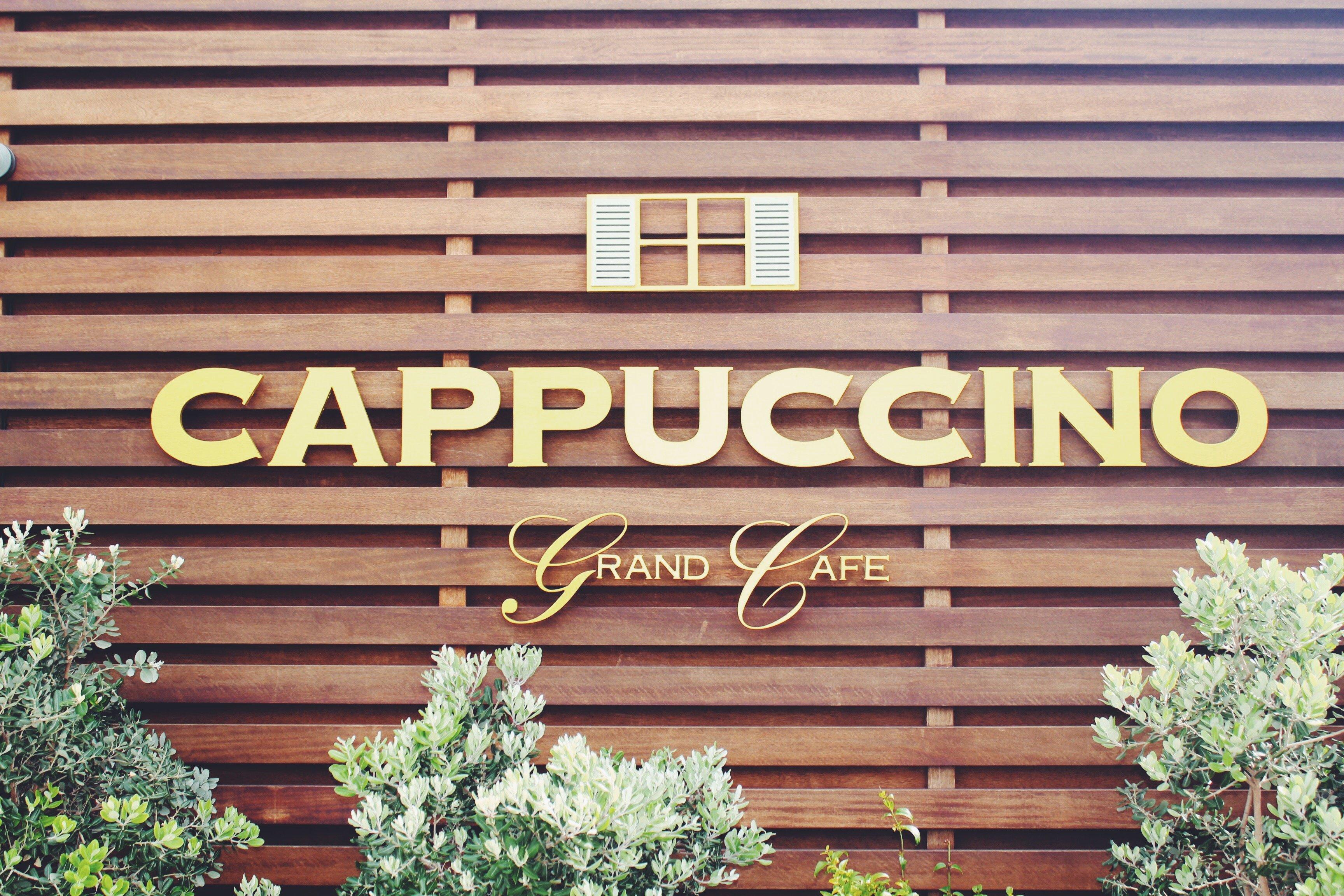 Cappucino Ibiza - The Good Rogue