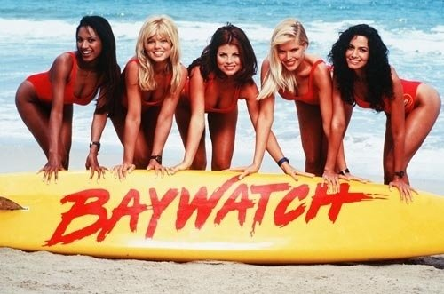 My Baywatch moment - Miami - The Good Rogue
