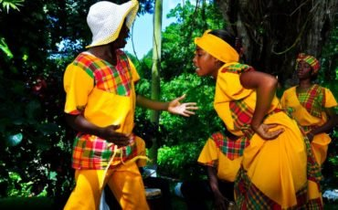 Jamaican Culture Dance and Music