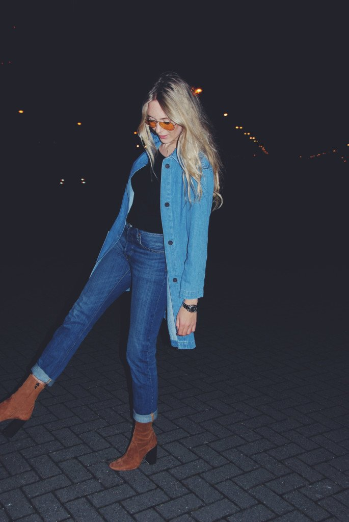 How To Wear Denim On Denim - The Good Rogue