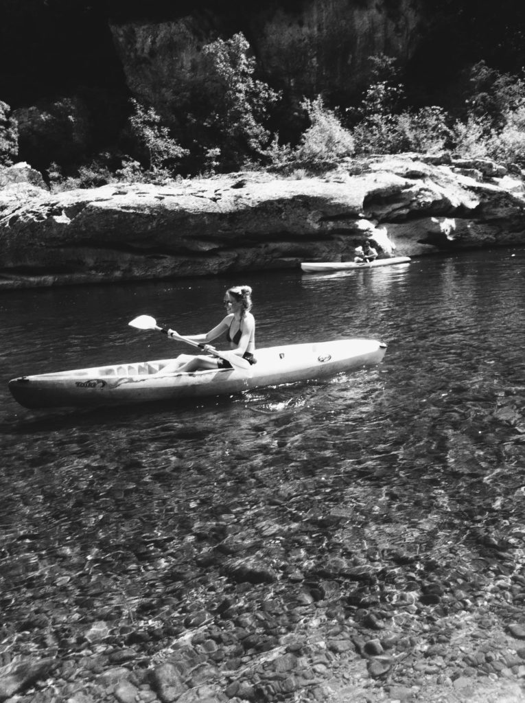 Canoeing Ardeche - The Good Rogue - Travel Blog