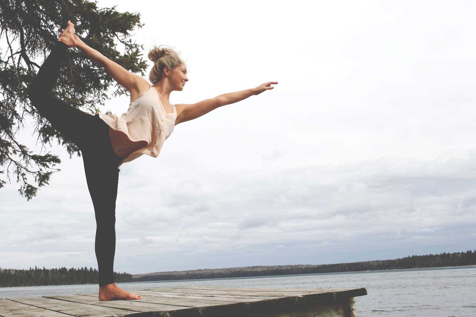 Five Surprising Health Benefits of Yoga