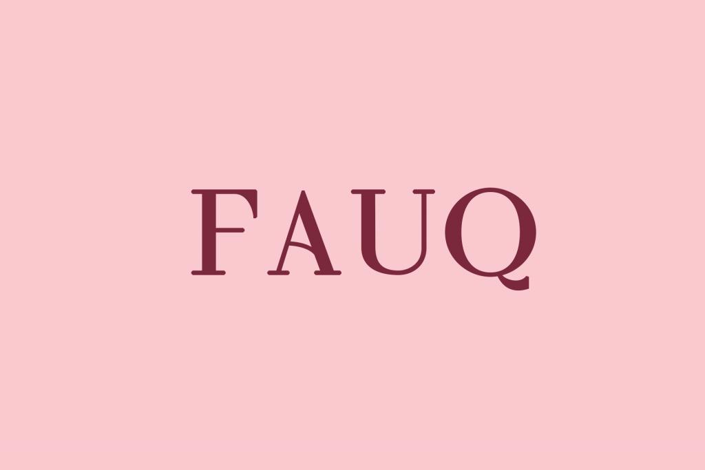 FAUQ Studio - abstracte schilderijen kopen