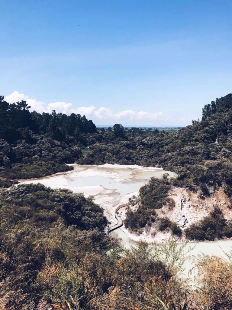 Backpacken in Nieuw Zeeland - Jaynie Jannnk